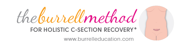 The Burrell Method For Holistic C Section Recovery