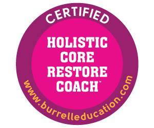 Holistic Core Restore Badge