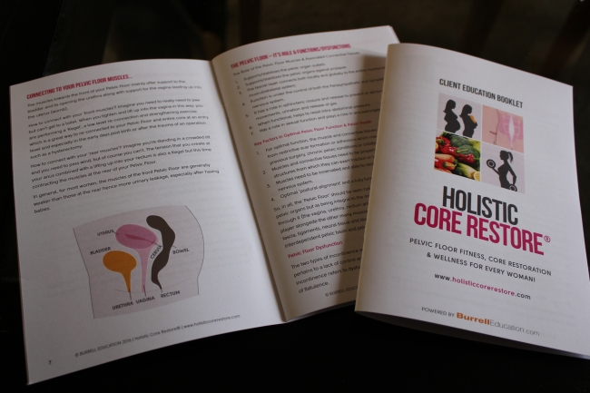 Holistic-Core-Restore-Booklet
