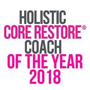 Holistic Core Restore Coach of the Year 2018
